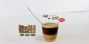 Café bombón valenciano horchata concentrada artesana