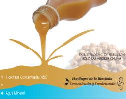 Horchata Concentrada 4+1