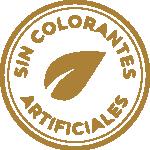 Sin Colorantes Artificiales