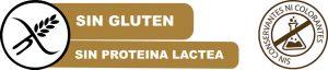 Sin Gluten - Sin Proteína Láctea - Sin Conservantes - Sin Colorantes