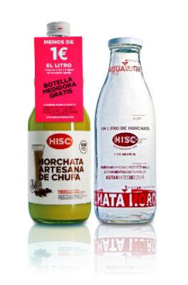 Botellas promoción