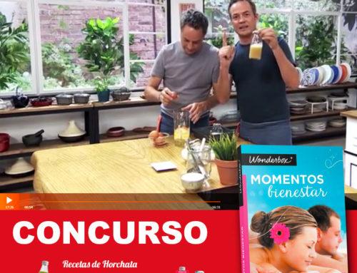 Concurso de Recetas de Horchata – Master Chuf