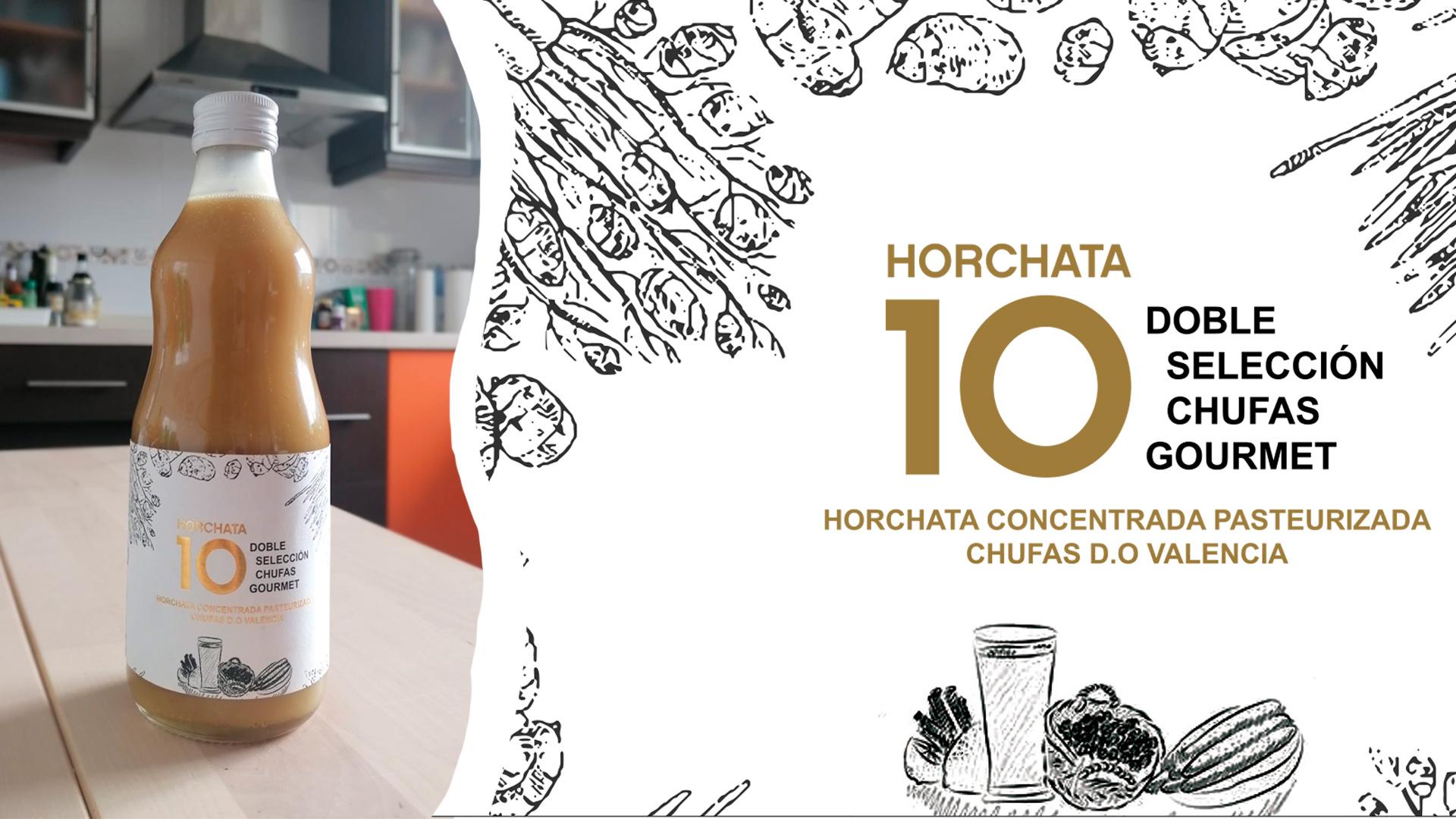 Horchjata Gourmet